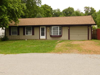 Carterville Single Family Home Active Contingent: 602 S Jackson