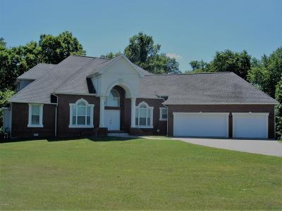 Carbondale Single Family Home For Sale: 1515 Bradford Lane
