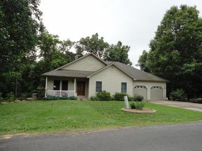 Johnson County Single Family Home For Sale: 120 Tepee Ridge
