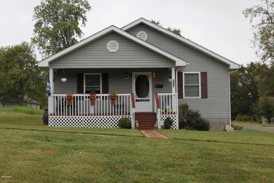 Carterville Single Family Home For Sale: 724 E Illinois Avenue