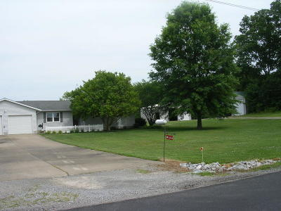 Johnston City Single Family Home Active Contingent: 16416 Collins Road
