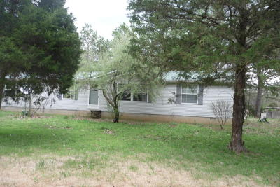 Stonefort Single Family Home For Sale: 24200 Old Salt Trail