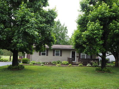 West Frankfort Single Family Home For Sale: 809 N Jefferson