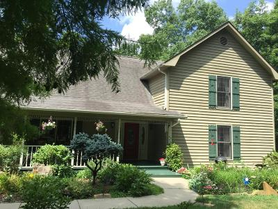 Carbondale Single Family Home For Sale: 614 May Apple Ln