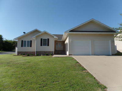 Saline County Single Family Home For Sale: 12 Peachtree