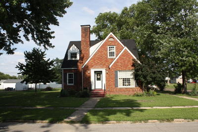 Herrin Single Family Home For Sale: 100 N 11th Street