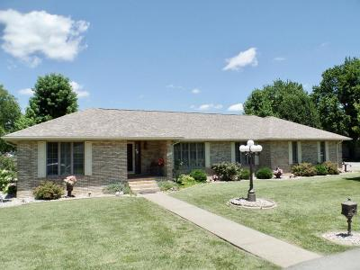 Marion Single Family Home For Sale: 902 Morningside Drive