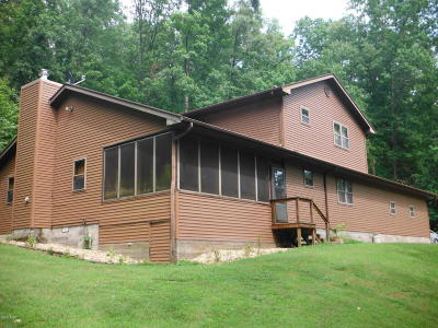 Jonesboro Single Family Home For Sale: 510 S Countyline Road