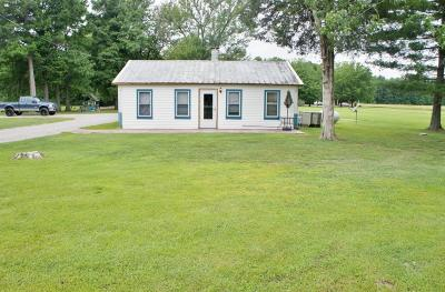 Massac County Single Family Home For Sale: 1505 Dornbush Road
