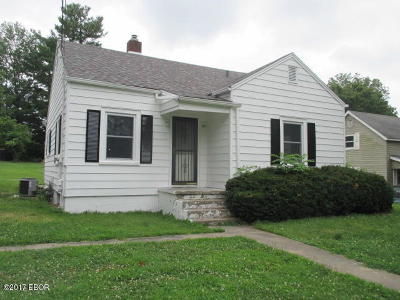Single Family Home For Sale: 512 N Main