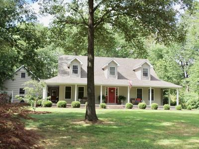Marion Single Family Home For Sale: 1806 Spring Garden Road