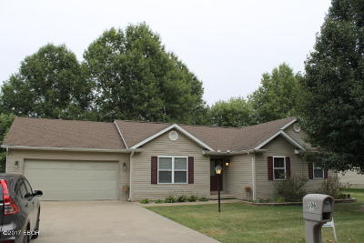 Carterville Single Family Home For Sale: 106 Weisbrook Lane