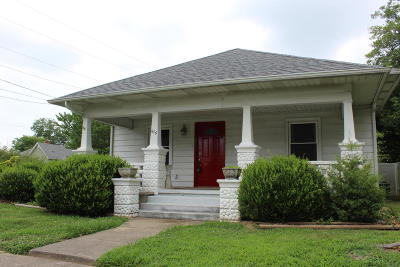 Carterville Single Family Home For Sale: 516 N Bryan Ave