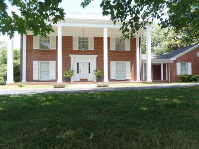 Single Family Home For Sale: 400 Country Club Road