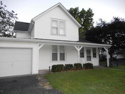 Jonesboro Single Family Home Active Contingent: 102 E Union