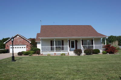Herrin Single Family Home Active Contingent: 3205 Eagle