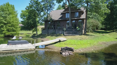 Carbondale Single Family Home For Sale: 168 Lake Indian Hills Circle