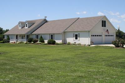 Saline County Single Family Home For Sale: 3650 Brown Road