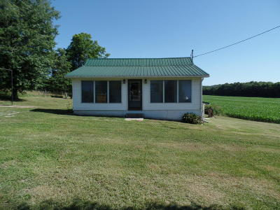Hardin County Single Family Home For Sale: Box 4b Rural Route 1