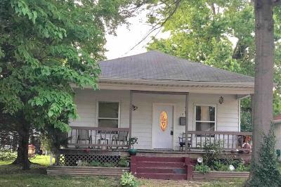 Murphysboro Single Family Home For Sale: 1916 Hardy Street