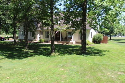 Marion Single Family Home For Sale: 2105 Candlestick