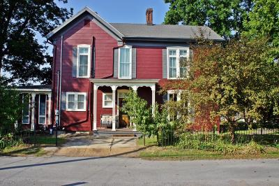 Metropolis Single Family Home For Sale: 408 Market Street