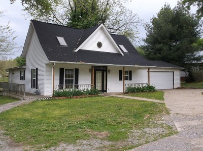 Hardin County Single Family Home For Sale: Rr 2 Box 235 Route 146