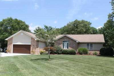 Williamson County Single Family Home Active Contingent: 102 Jeremy Drive