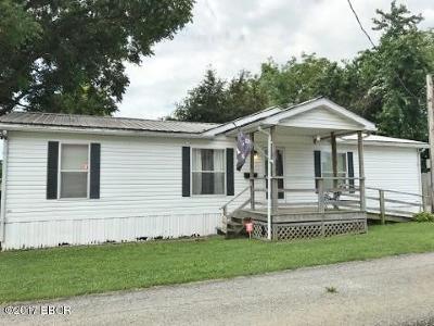 Metropolis Single Family Home For Sale: 711 Ophia Street
