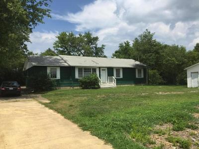 Massac County Single Family Home Active Contingent: 1339 Grand Chain Rd