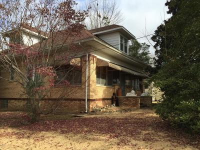 Johnston City Single Family Home For Sale: 400 W 8th