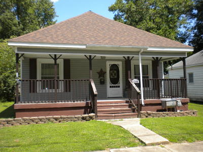 Single Family Home Sold: 1206 Byron Street