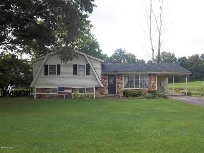 Saline County Single Family Home For Sale: 1013 Dorris Heights Road