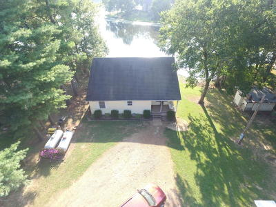 Massac County Single Family Home For Sale: 9513 Hohman Lake Road