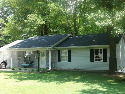 Carterville Single Family Home Active Contingent: 913 Whitecotton