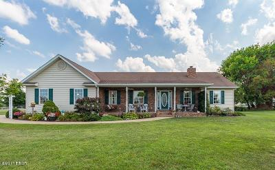 Carterville Single Family Home Active Contingent: 1307 Emerald Lane