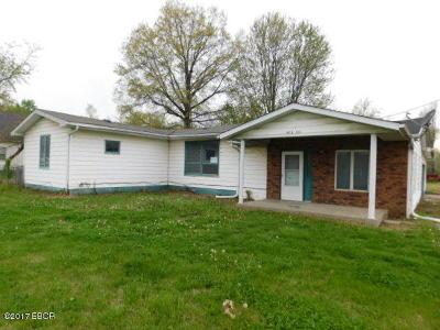 Herrin Single Family Home For Sale: 621 N 31st Street