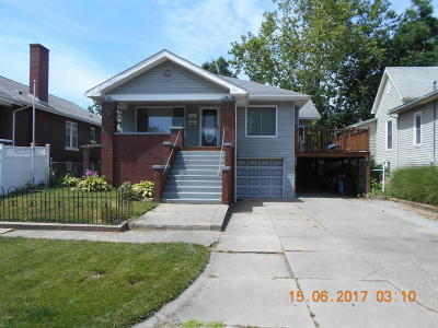 Single Family Home For Sale: 124 W Lincoln Street