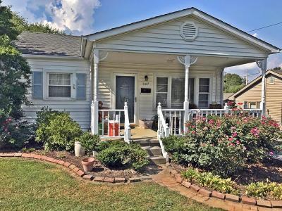 Metropolis Single Family Home For Sale: 607 W 19th Street