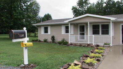 Carterville Single Family Home Active Contingent: 15293 Wall Street