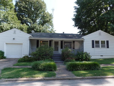 Single Family Home Sold: 1621 Roosevelt Street