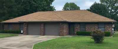 Murphysboro Multi Family Home For Sale: 1016 N 16th Street