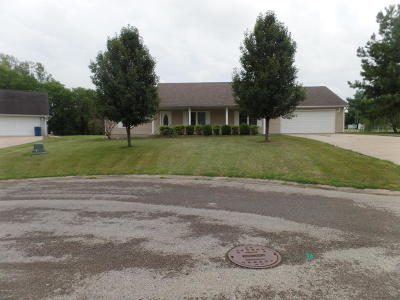 Marion Single Family Home For Sale: 2703 Winter Lane