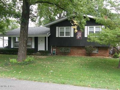Herrin Single Family Home For Sale: 620 N 21st Street