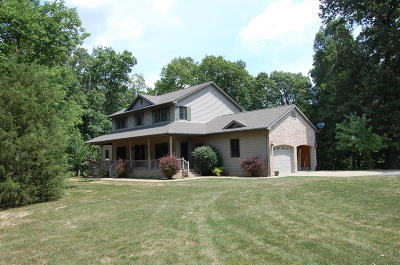 Hamilton County Single Family Home For Sale: 10126 Fairground Road