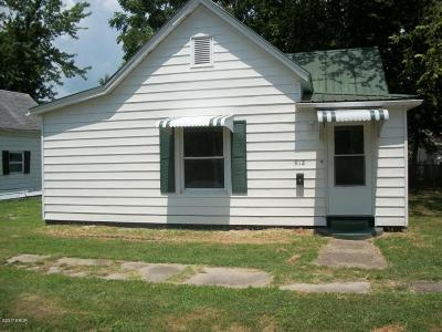 Eldorado Single Family Home For Sale: 912 Elder