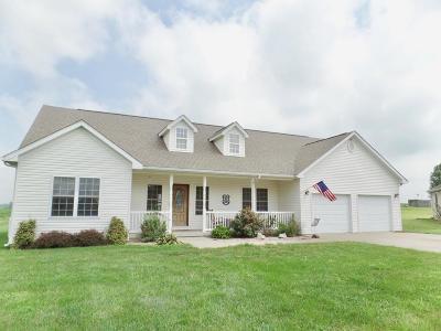 Marion Single Family Home For Sale: 2706 Summer Lane