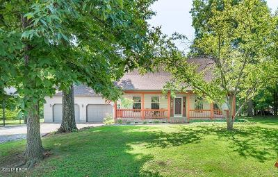 Marion Single Family Home For Sale: 2000 Gingham Court