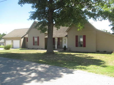 Carterville Single Family Home For Sale: 1001 E Illinois Avenue