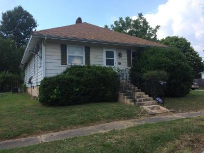 Herrin Single Family Home For Sale: 1001 S 10th Street